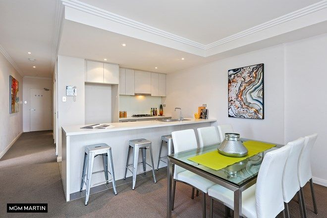 Picture of E313/81-86 Courallie Avenue, HOMEBUSH WEST NSW 2140
