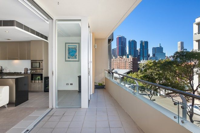 Picture of 321/8 Point Street, PYRMONT NSW 2009