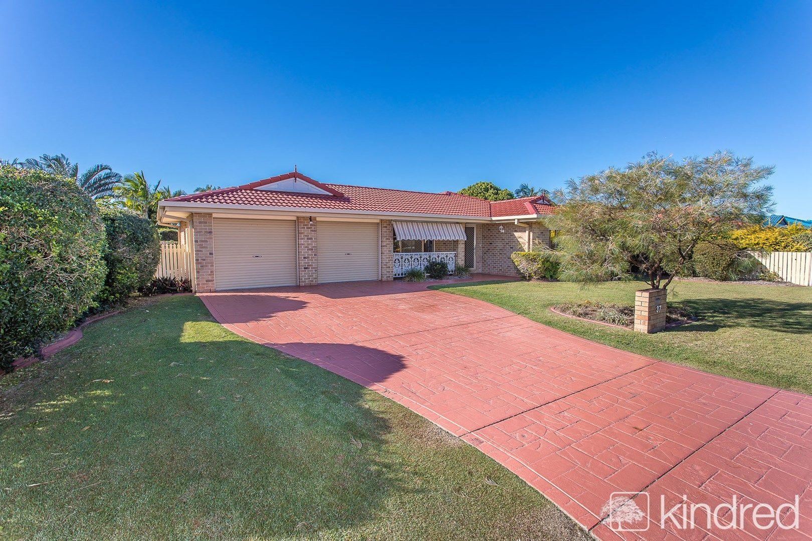 37 Xanadu Cres, Rothwell QLD 4022, Image 0