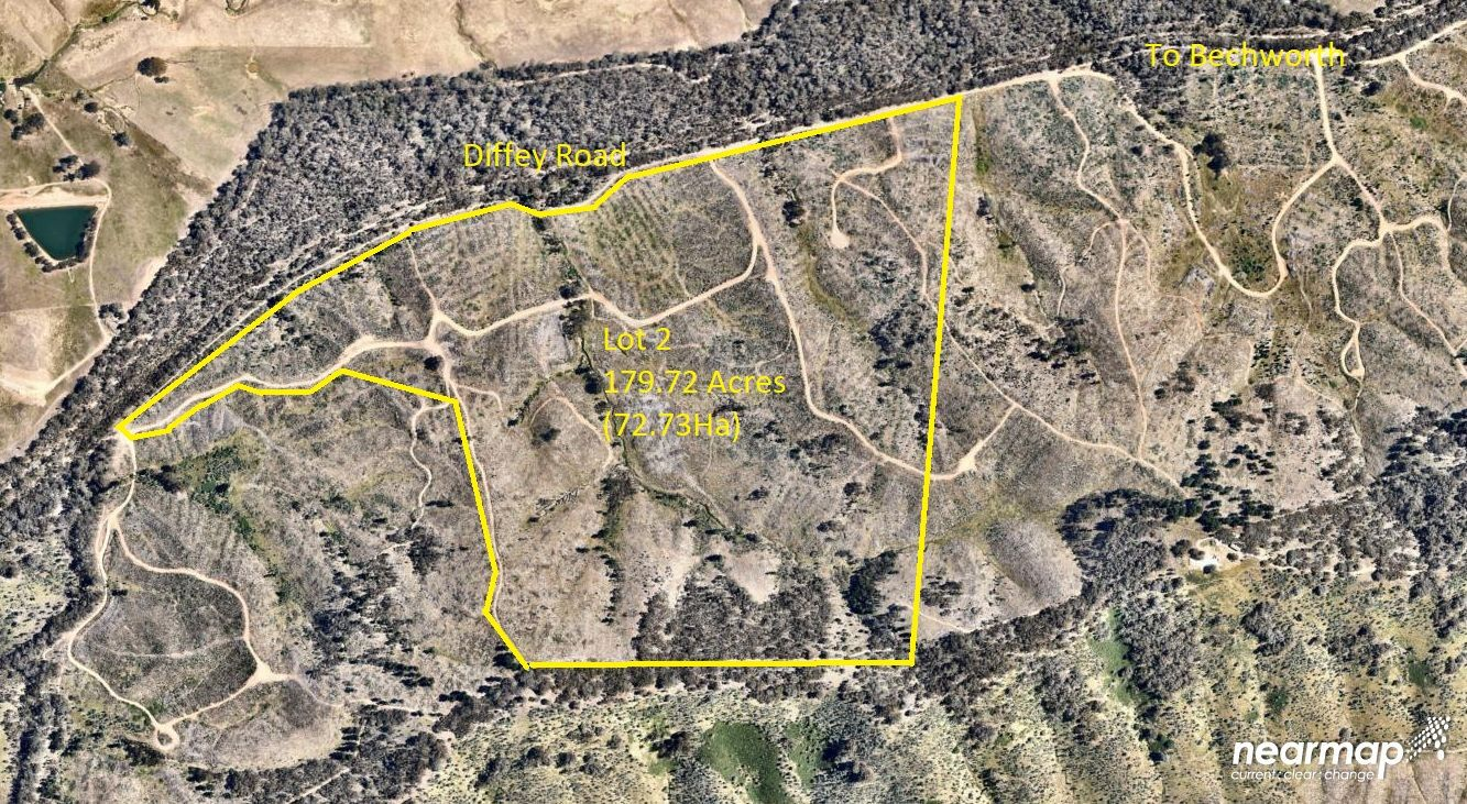Lot 2/CA1 Section D Diffey Road, Beechworth VIC 3747, Image 0