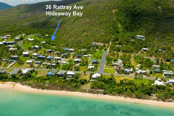 Picture of 36 Rattray Avenue, HIDEAWAY BAY QLD 4800