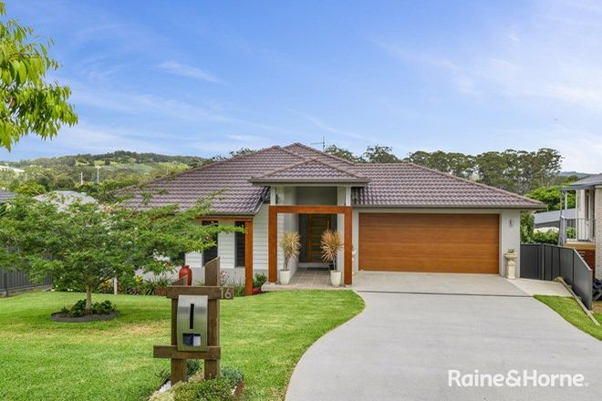 Picture of 16 Seachange Crescent, MOONEE BEACH NSW 2450