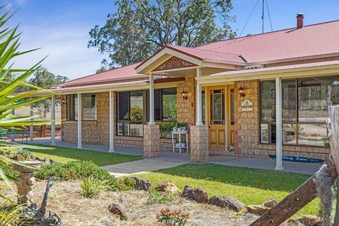 Picture of 239 Hendon Deuchar Road, WARWICK QLD 4370