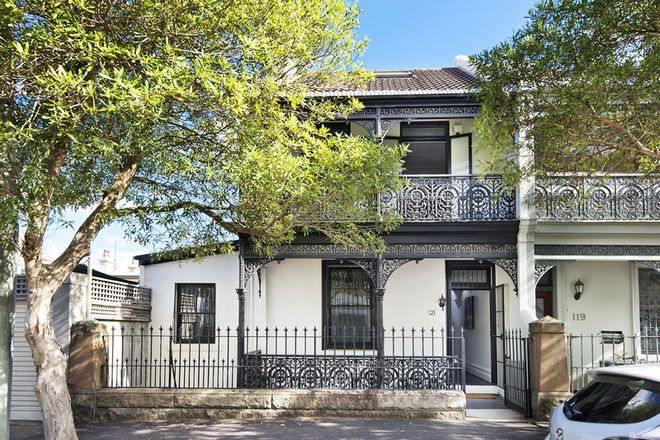 Picture of 121 Leinster Street, PADDINGTON NSW 2021