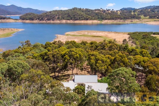 Picture of 42 Howqua Point Road, HOWQUA INLET VIC 3723