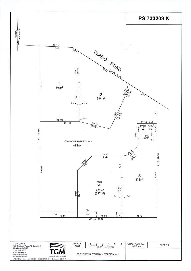 2/22-24 Elamo Rd, Healesville VIC 3777, Image 1