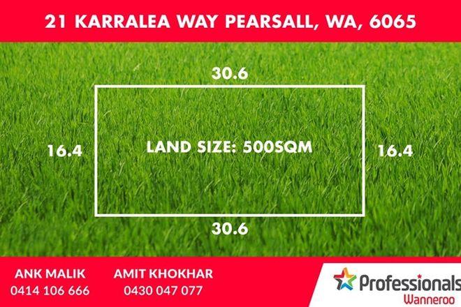 Picture of 21 KARRALEA WAY, PEARSALL WA 6065