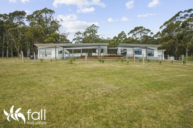 Picture of 85 Dillons Road, ALONNAH TAS 7150
