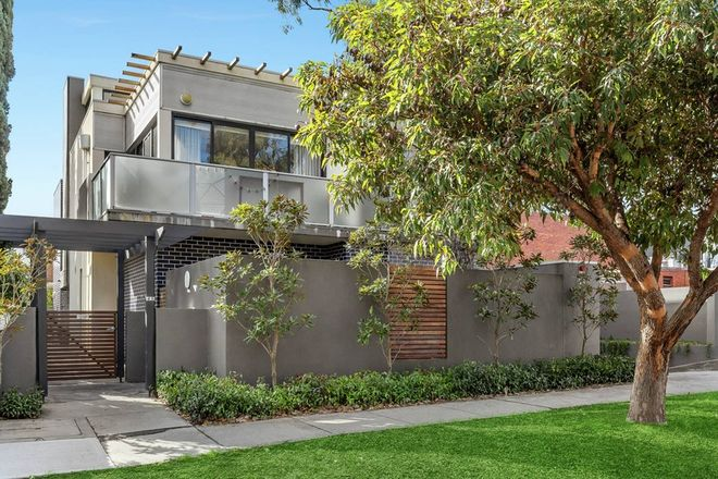 Picture of 12/45 Grenville Street, HAMPTON VIC 3188