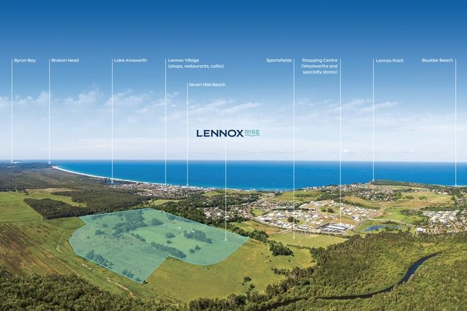 Picture of LENNOX HEAD, NSW 2478
