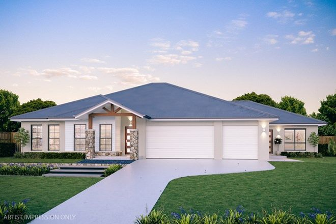 Picture of Lot 38 Cobb Road - EASTWOOD ESTATE, BURPENGARY EAST QLD 4505