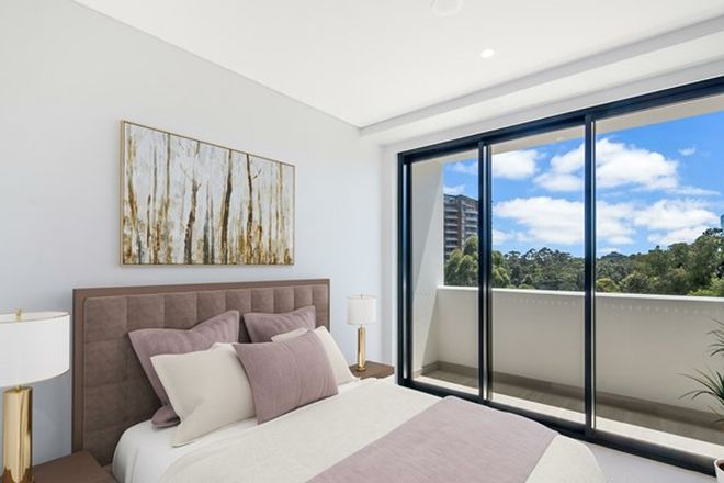 Picture of 407/390 Pacific Highway, LANE COVE NSW 2066