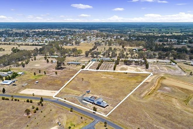 Picture of 21 Molphy Court, HEYFIELD VIC 3858