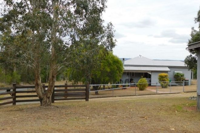 Picture of 91 Mount Stanley Road, NANANGO QLD 4615