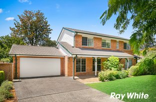 Picture of 56 Middleton Avenue, Castle Hill NSW 2154