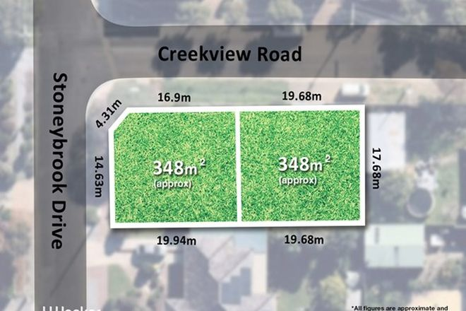 Picture of Lot 1 & 2/13 Stoneybrook Drive, PARADISE SA 5075