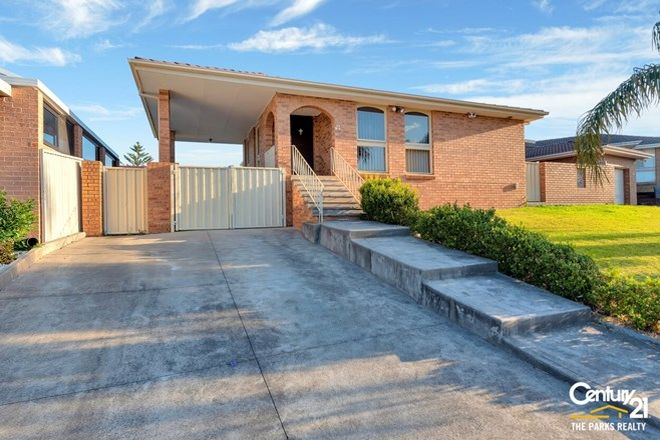 Picture of 22 Turquoise Crescent, BOSSLEY PARK NSW 2176