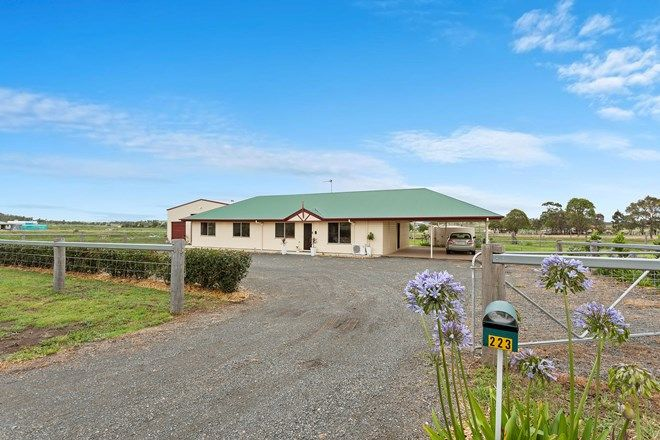 Picture of 223 Allen Road, EAST GREENMOUNT QLD 4359