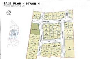 Picture of Lot 53 Pio Way, Lang Lang VIC 3984