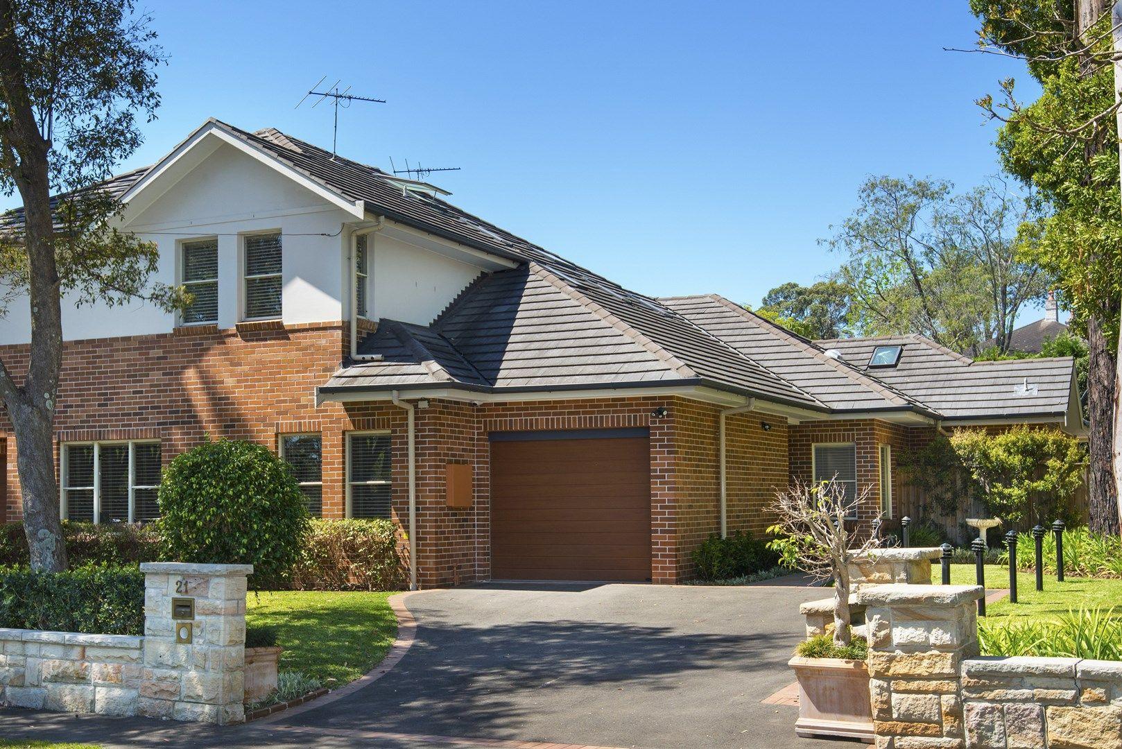 21 Grosvenor Street, Wahroonga NSW 2076, Image 0