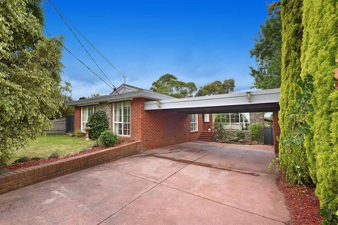 Picture of 1 Pin Oak Court, VERMONT SOUTH VIC 3133