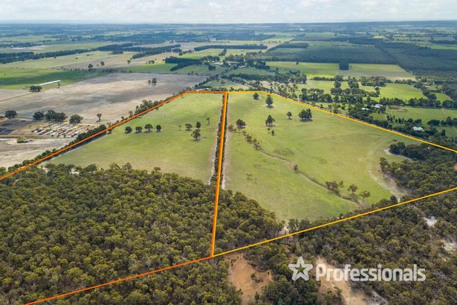 Picture of Lots 101 & 102 Goulden Road, SABINA RIVER WA 6280