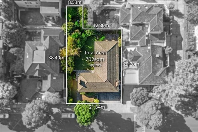 Picture of 3A Fordholm Road, HAWTHORN VIC 3122