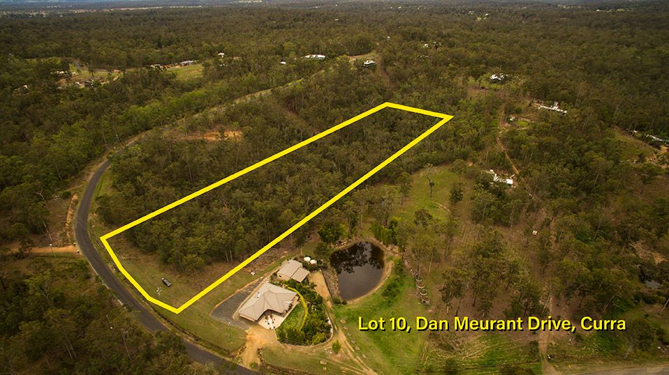 LOT 10 Dan Meurant Drive, Curra QLD 4570, Image 1