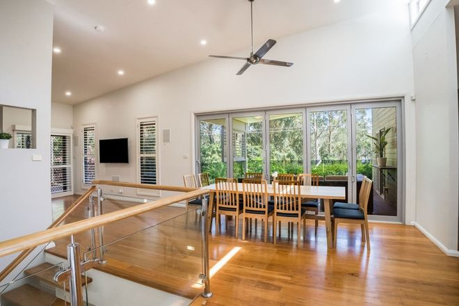 Picture of 8 Lakeside Drive, MACMASTERS BEACH NSW 2251