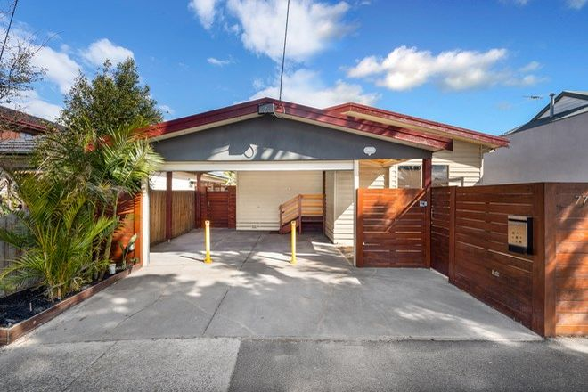 Picture of 77 North  Road, NEWPORT VIC 3015