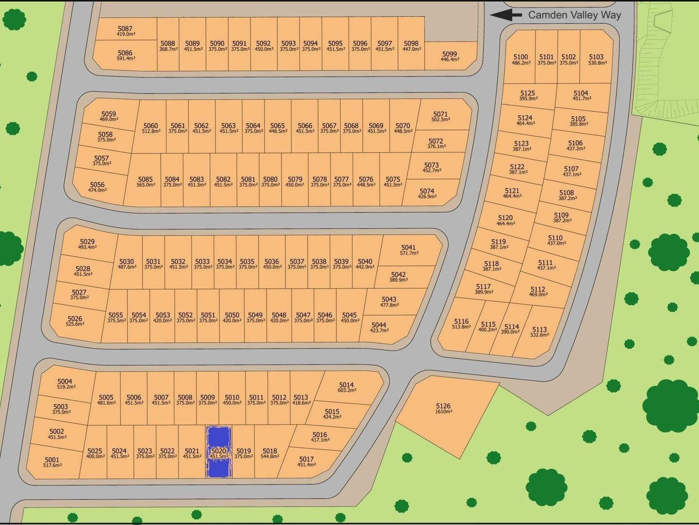 Lot 5004 Price ridge (Emerald Hills Estate), Leppington NSW 2179, Image 2