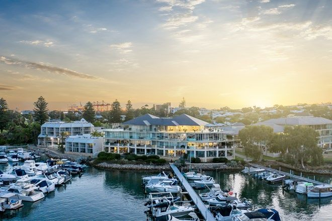 Picture of Apartment 45, 'The Moorings', 1 Corkhill Street, NORTH FREMANTLE WA 6159
