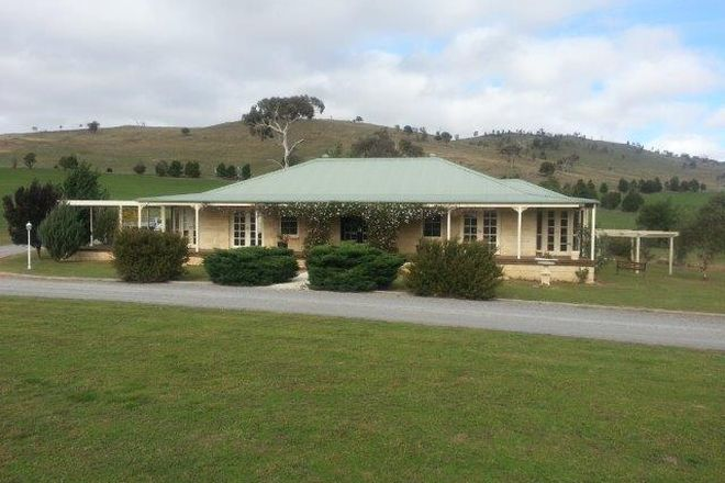 Picture of 1587 Rye Park Road, BOOROWA NSW 2586