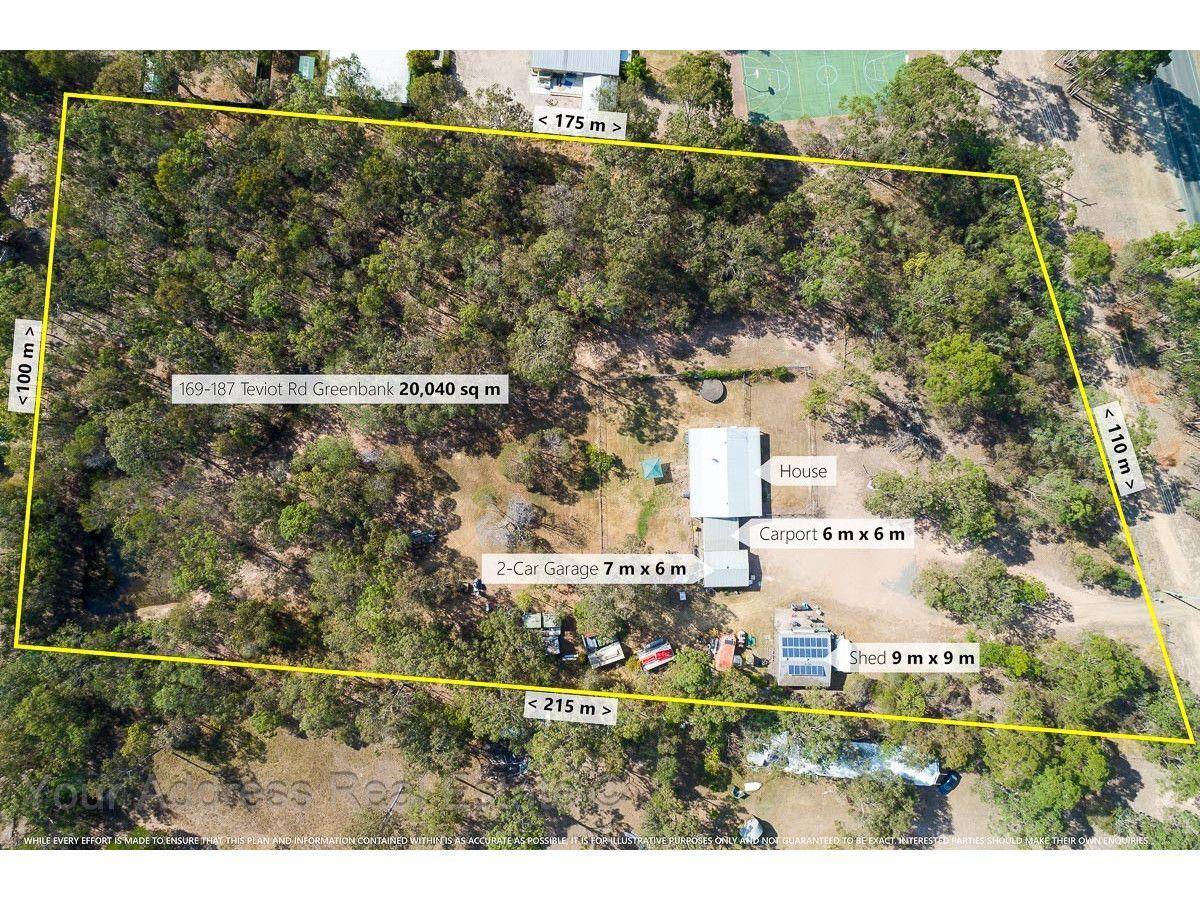 169-187 Teviot Road, Greenbank QLD 4124, Image 1