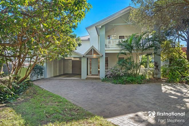 Picture of 27 Bent Street, FINGAL BAY NSW 2315