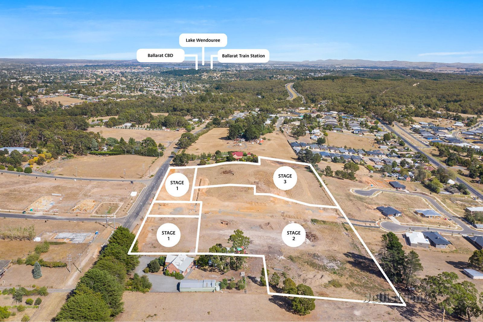 Lot 32 Lautaret Road, Brown Hill VIC 3350, Image 1