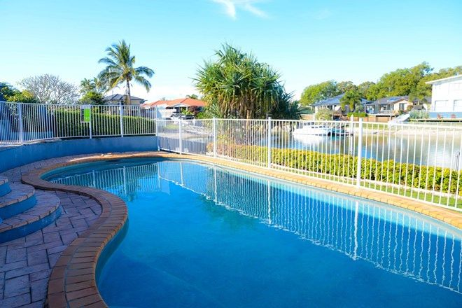 Picture of 8 Rudder Court, MERMAID WATERS QLD 4218