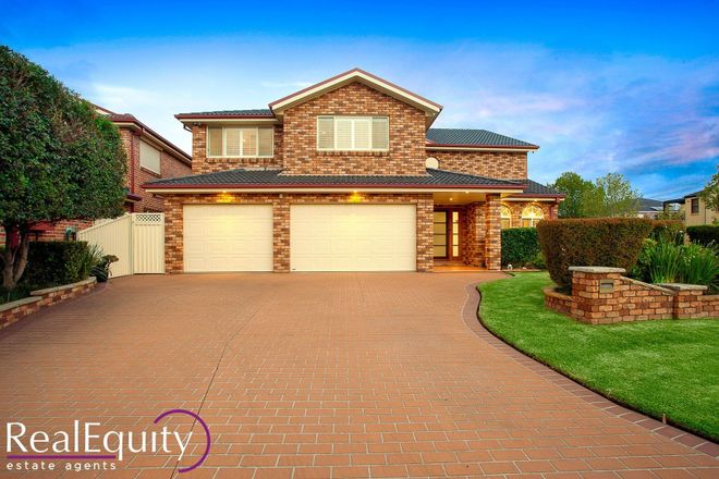 Picture of 1 Pulham Place, CHIPPING NORTON NSW 2170