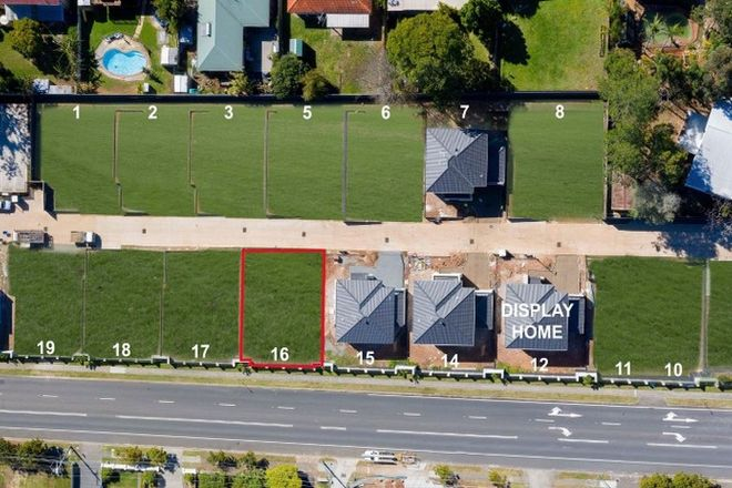 Picture of Lot 16, 168 Chatswood Road, DAISY HILL QLD 4127
