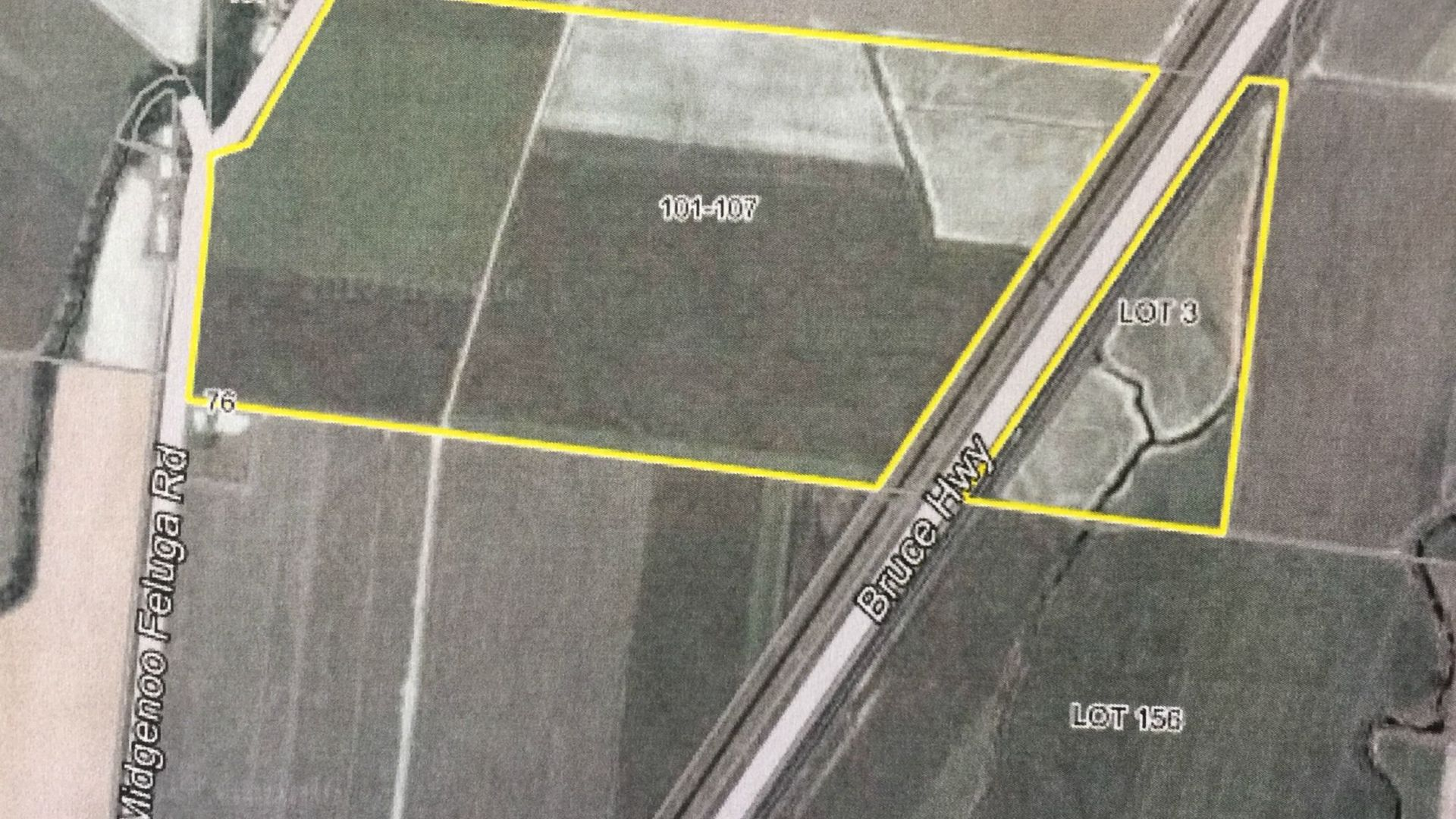 101 - 107 Midgenoo Feluga Rd, Feluga QLD 4854, Image 1