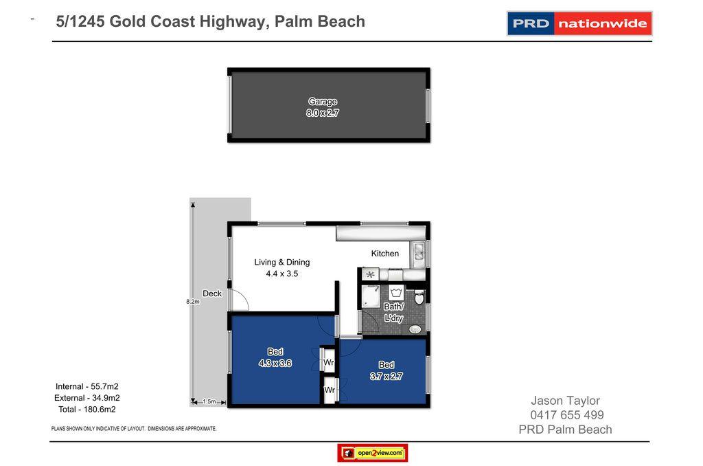 5/1245 Gold Coast Highway, Palm Beach QLD 4221, Image 1