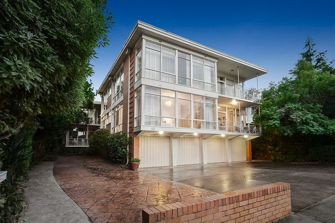 Picture of 1/13 Callantina Road, HAWTHORN VIC 3122