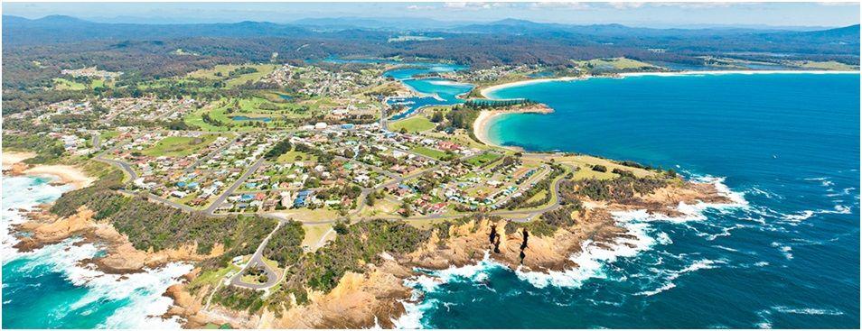 Corner Ocean View Drive & Nutleys Creek Road, Bermagui NSW 2546, Image 1
