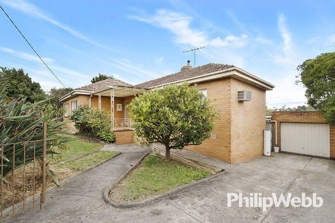 Picture of 7 Stuart Crescent, NUNAWADING VIC 3131