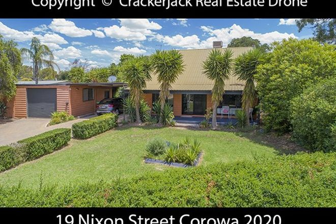 Picture of 19 NIXON STREET, COROWA NSW 2646