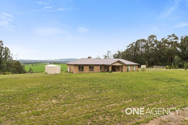 Picture of 485 Forest Road, LABERTOUCHE VIC 3816