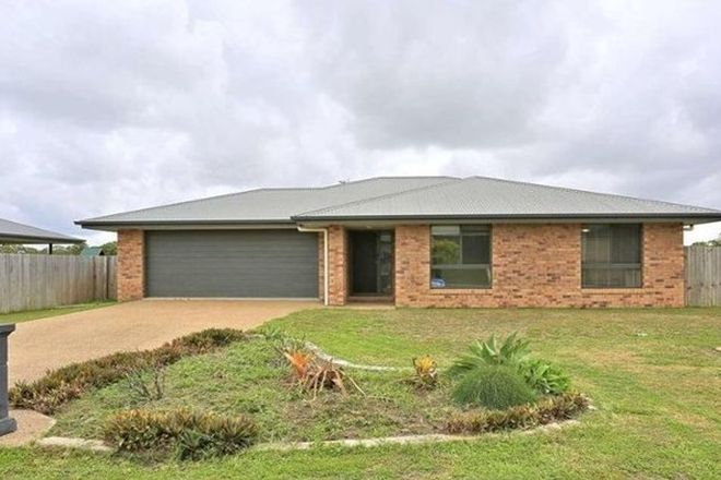 Picture of 54 Neville Drive, BRANYAN QLD 4670