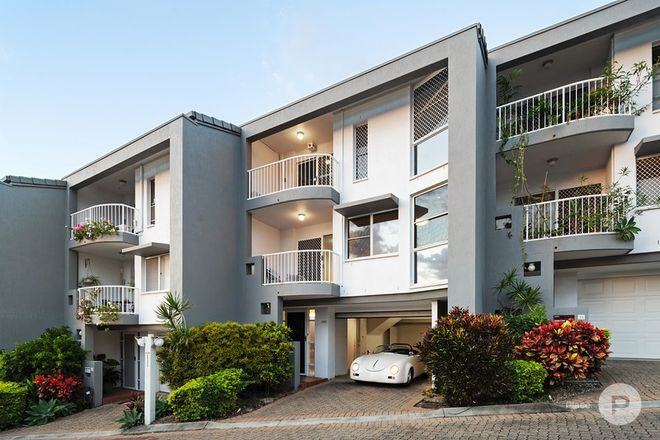 Picture of 22/7 Boyd Street, BOWEN HILLS QLD 4006