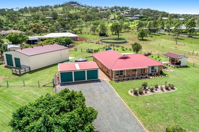 Picture of 32 Stark Drive, VALE VIEW QLD 4352