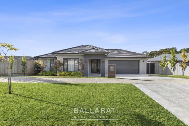 Picture of 36 Apple Orchard Drive, BROWN HILL VIC 3350